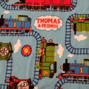 Thomas the Tank Engine Fleece Blanket